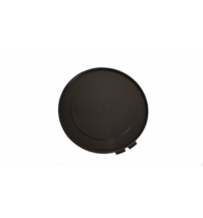 Cover for 10l bucket black